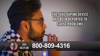 Juul Helpline TV Spot, 'Call Right Now' - Thumbnail 4