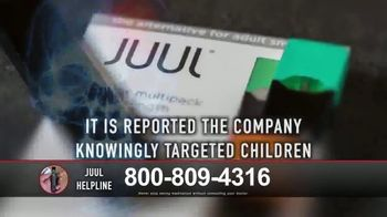 Juul Helpline TV Spot, 'Call Right Now' - Thumbnail 6