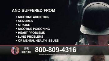 Juul Helpline TV Spot, 'Call Right Now' - Thumbnail 9