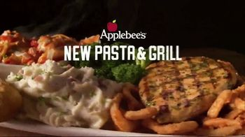 Applebee's Pasta & Grill Combo TV Spot, 'Hey Good Lookin' Song by Hank Williams - Thumbnail 3