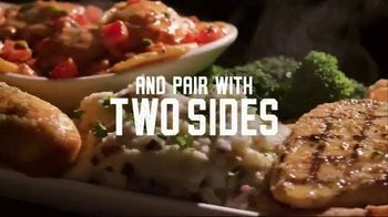 Applebee's Pasta & Grill Combo TV Spot, 'Hey Good Lookin' Song by Hank Williams - Thumbnail 7