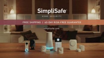 SimpliSafe TV Spot, 'Whole Home Protection: Free Shipping' - Thumbnail 7
