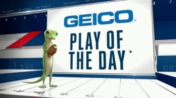 GEICO TV Spot, 'Play of the Day: Matthew Slater' - Thumbnail 7