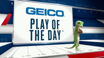 GEICO TV Spot, 'Play of the Day: Matthew Slater' - Thumbnail 1