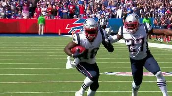 GEICO TV Spot, 'Play of the Day: Matthew Slater' - Thumbnail 3