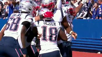 GEICO TV Spot, 'Play of the Day: Matthew Slater' - Thumbnail 5