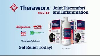 Theraworx Relief Joint Discomfort and Inflammation TV Spot, 'Now Introducing' - Thumbnail 9