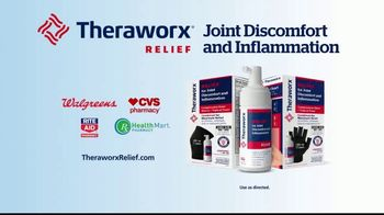 Theraworx Relief Joint Discomfort and Inflammation TV Spot, 'Now Introducing' - Thumbnail 8