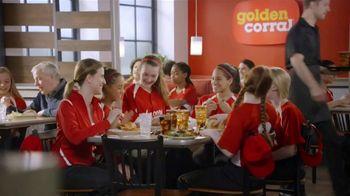 Golden Corral TV Spot, 'Hay algo para todos' [Spanish]