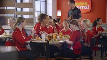 Golden Corral TV Spot, 'Hay algo para todos' [Spanish] - Thumbnail 5