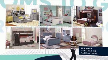 Rooms to Go Venta de Regreso a Clases TV Spot, 'Zonas de diversión' [Spanish] - Thumbnail 3
