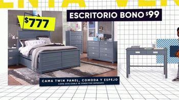 Rooms to Go Venta de Regreso a Clases TV Spot, 'Zonas de diversión' [Spanish] - Thumbnail 5