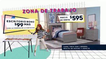 Rooms to Go Venta de Regreso a Clases TV Spot, 'Zonas de diversión' [Spanish] - Thumbnail 7