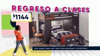 Rooms to Go Venta de Regreso a Clases TV Spot, 'Nuevo ambiente' [Spanish] - Thumbnail 7