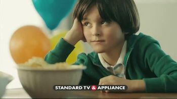 Frigidaire Summer Savings TV Spot, 'Ice Cream Cake'