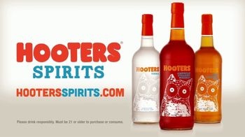 Hooters Spirits TV Spot, 'We Are Who We Are' Featuring Chase Elliott - Thumbnail 9