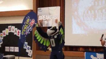 Fuel Up to Play 60 TV Spot, 'Seahawks: Love Local Washington Dairy' - Thumbnail 4