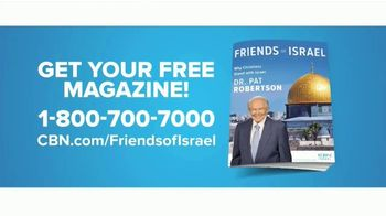 CBN Friends of Israel TV Spot, 'Friends Like You' - Thumbnail 7