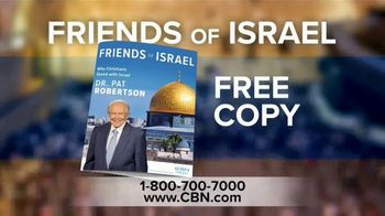 CBN Friends of Israel TV Spot, 'Friends Like You' - Thumbnail 2