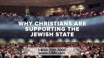 CBN Friends of Israel TV Spot, 'Friends Like You' - Thumbnail 3