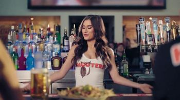 Hooters Spirits TV Spot, 'My People' Featuring Chase Elliott - Thumbnail 1