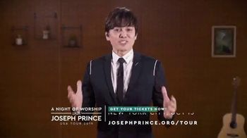 Joseph Prince USA Tour 2019 TV Spot, 'A Special Night of Worship & Ministry'