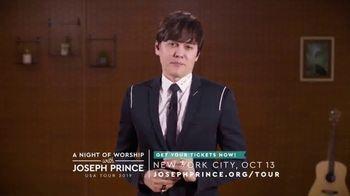Joseph Prince USA Tour 2019 TV Spot, 'A Special Night of Worship & Ministry' - Thumbnail 4