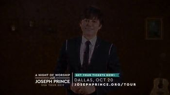 Joseph Prince USA Tour 2019 TV Spot, 'A Special Night of Worship & Ministry' - Thumbnail 6