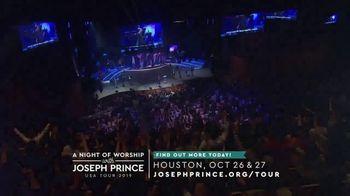 Joseph Prince USA Tour 2019 TV Spot, 'A Special Night of Worship & Ministry' - Thumbnail 7