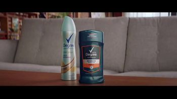 Degree Deodorants TV Spot, 'Made to Move' Featuring Matteo Lane - Thumbnail 10