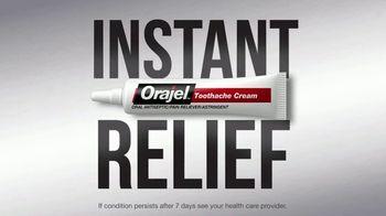 Orajel TV Spot, 'Instant Relief' - Thumbnail 9