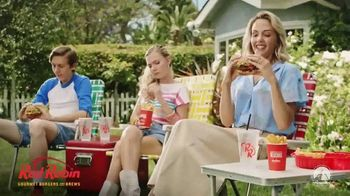 Red Robin TV Spot, 'Paramount Network: Vacation'