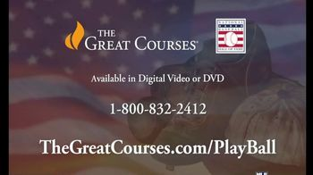 The Great Courses TV Spot, 'Play Ball!' - Thumbnail 10
