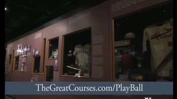 The Great Courses TV Spot, 'Play Ball!' - Thumbnail 7