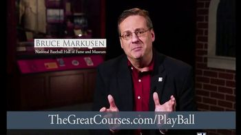 The Great Courses TV Spot, 'Play Ball!' - Thumbnail 8