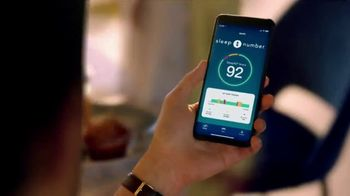 Sleep Number Biggest Sale of the Year TV Spot, '360 Smart Bed' - Thumbnail 8