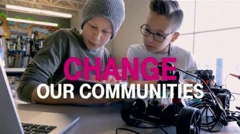 2019 T-Mobile Changemaker Challenge TV Spot, 'The Next Generation' - Thumbnail 1