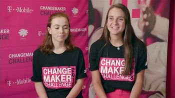 2019 T-Mobile Changemaker Challenge TV Spot, 'The Next Generation' - Thumbnail 2