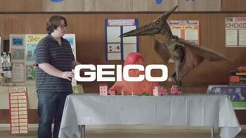 GEICO TV Spot, 'Science Fair of the Future'