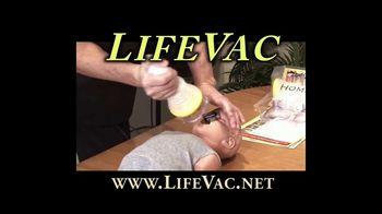 LifeVac TV Spot, 'Place, Push and Pull' - Thumbnail 6