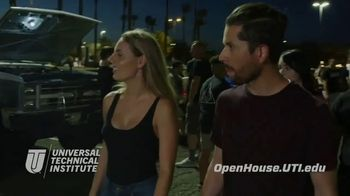 Universal Technical Institute Power & Performance Open House TV Spot, 'Saturday Night' - Thumbnail 2