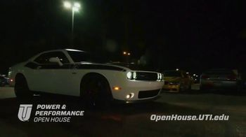 Universal Technical Institute Power & Performance Open House TV Spot, 'Saturday Night' - Thumbnail 3