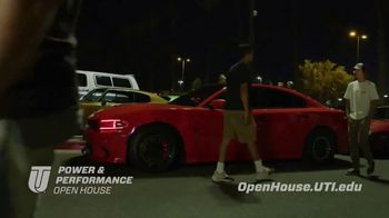 Universal Technical Institute Power & Performance Open House TV Spot, 'Saturday Night' - Thumbnail 5