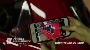 Universal Technical Institute Power & Performance Open House TV Spot, 'Saturday Night' - Thumbnail 6