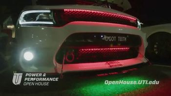 Universal Technical Institute Power & Performance Open House TV Spot, 'Saturday Night' - Thumbnail 8