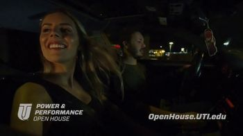 Universal Technical Institute Power & Performance Open House TV Spot, 'Saturday Night' - Thumbnail 9