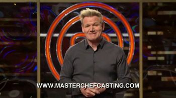 Shine Television TV Spot, 'MasterChef Casting' - 9 commercial airings