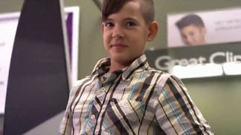 Great Clips TV Spot, 'Good vs. Great: Back to School'