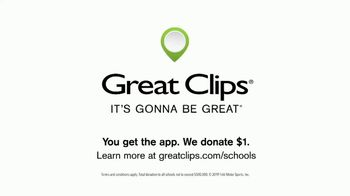 Great Clips TV Spot, 'Good vs. Great: Back to School' - Thumbnail 10
