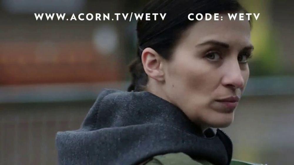 Acorn TV TV Commercial, 'Line of Duty: WE TV' - Video